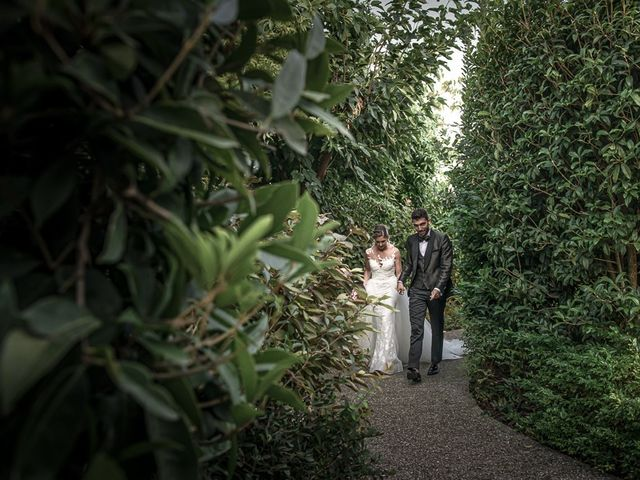 Il matrimonio di Nicolò e Sara a Roccafranca, Brescia 121