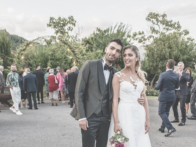 Il matrimonio di Nicolò e Sara a Roccafranca, Brescia 122