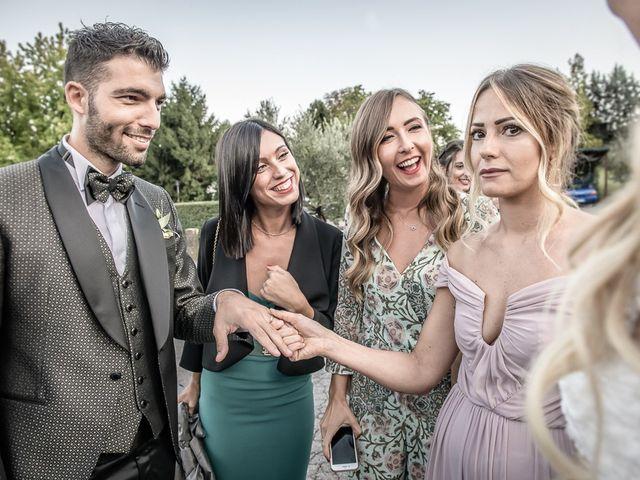 Il matrimonio di Nicolò e Sara a Roccafranca, Brescia 123