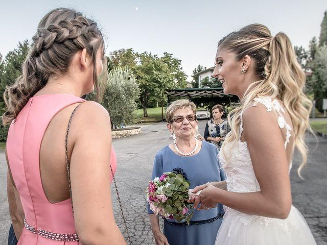 Il matrimonio di Nicolò e Sara a Roccafranca, Brescia 125