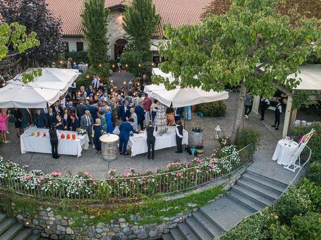 Il matrimonio di Nicolò e Sara a Roccafranca, Brescia 127