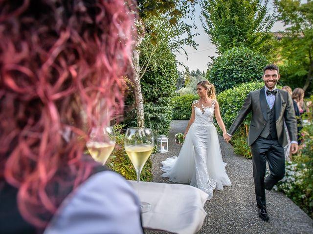Il matrimonio di Nicolò e Sara a Roccafranca, Brescia 129
