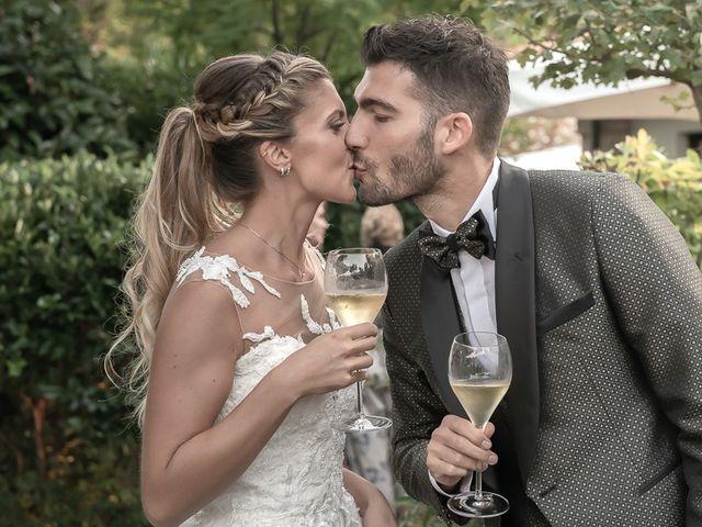 Il matrimonio di Nicolò e Sara a Roccafranca, Brescia 130