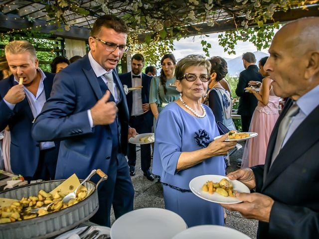 Il matrimonio di Nicolò e Sara a Roccafranca, Brescia 137