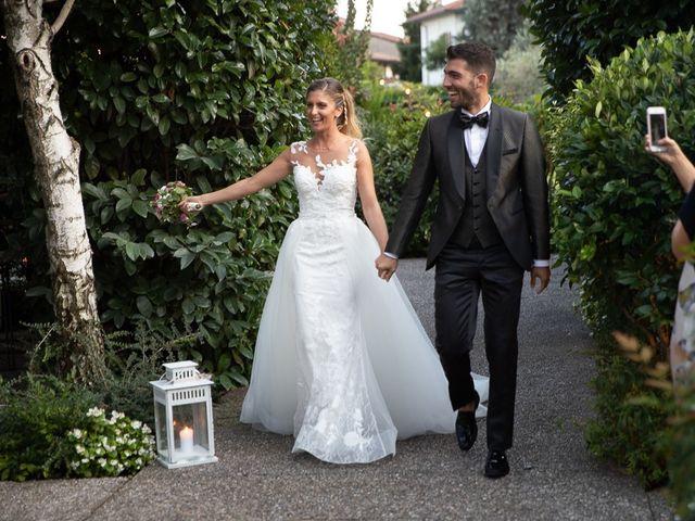 Il matrimonio di Nicolò e Sara a Roccafranca, Brescia 143