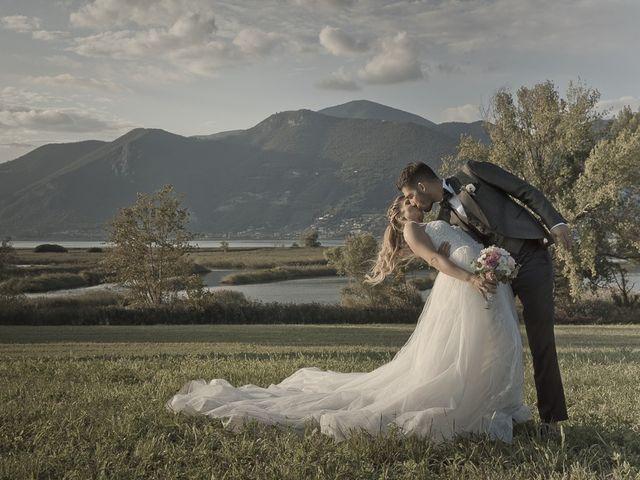 Il matrimonio di Nicolò e Sara a Roccafranca, Brescia 145