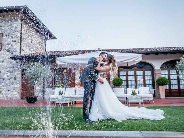 Il matrimonio di Nicolò e Sara a Roccafranca, Brescia 151