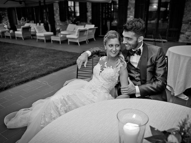 Il matrimonio di Nicolò e Sara a Roccafranca, Brescia 153