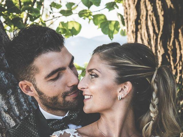 Il matrimonio di Nicolò e Sara a Roccafranca, Brescia 156