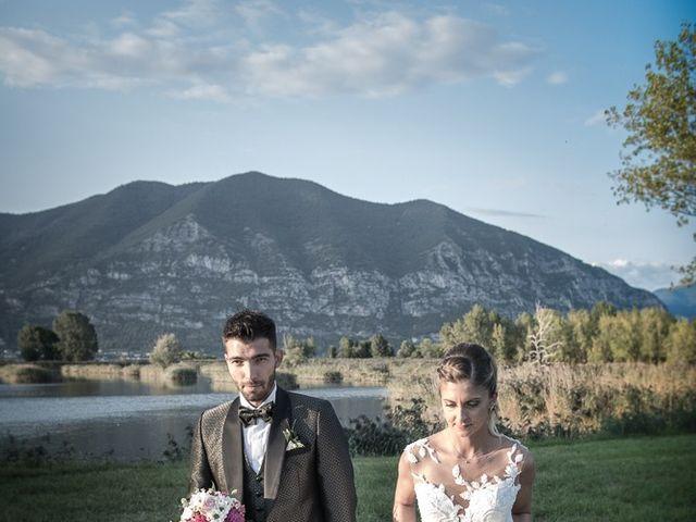 Il matrimonio di Nicolò e Sara a Roccafranca, Brescia 158