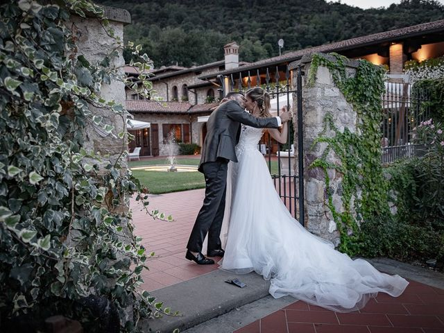 Il matrimonio di Nicolò e Sara a Roccafranca, Brescia 160