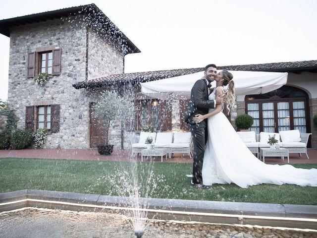 Il matrimonio di Nicolò e Sara a Roccafranca, Brescia 164