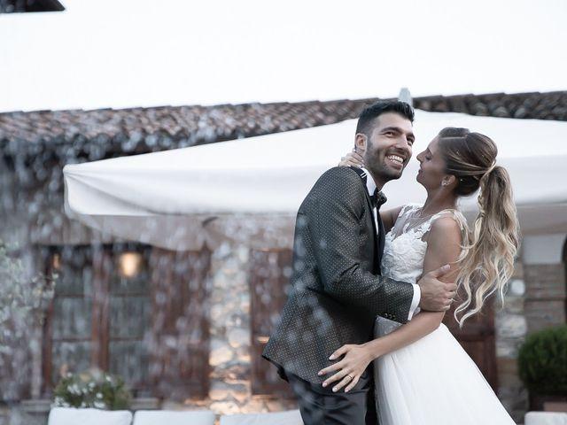 Il matrimonio di Nicolò e Sara a Roccafranca, Brescia 165