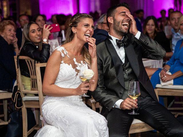 Il matrimonio di Nicolò e Sara a Roccafranca, Brescia 225