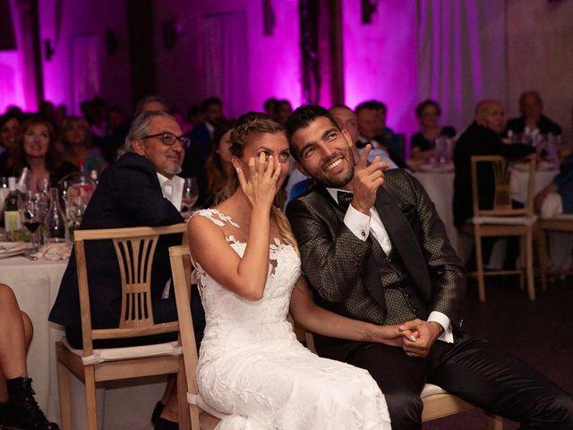 Il matrimonio di Nicolò e Sara a Roccafranca, Brescia 226