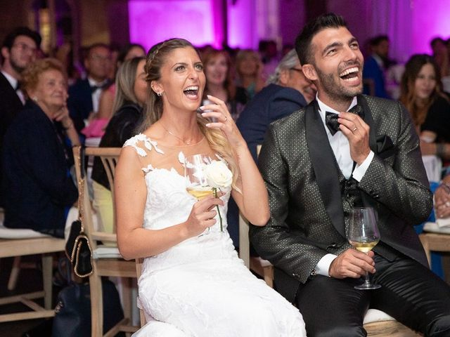 Il matrimonio di Nicolò e Sara a Roccafranca, Brescia 227