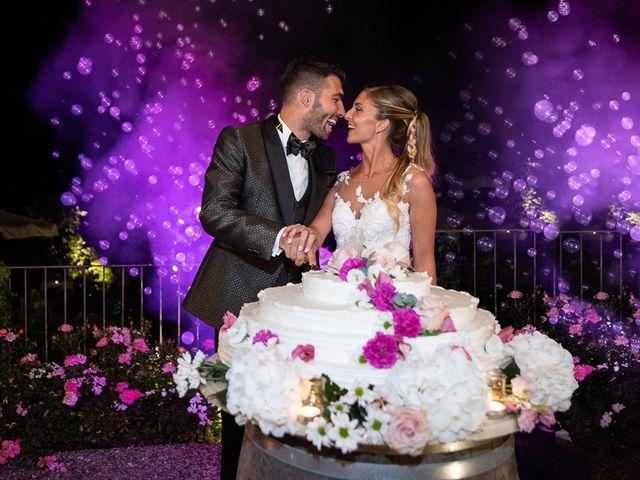 Il matrimonio di Nicolò e Sara a Roccafranca, Brescia 220