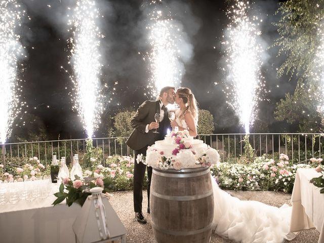 Il matrimonio di Nicolò e Sara a Roccafranca, Brescia 222