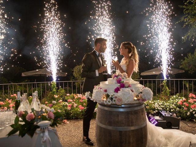 Il matrimonio di Nicolò e Sara a Roccafranca, Brescia 223