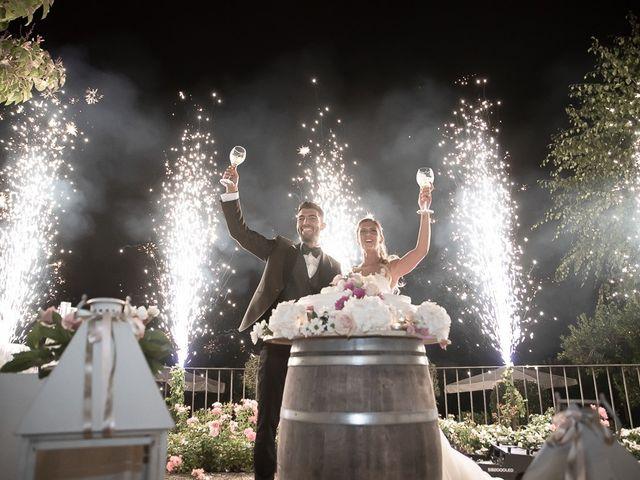Il matrimonio di Nicolò e Sara a Roccafranca, Brescia 230
