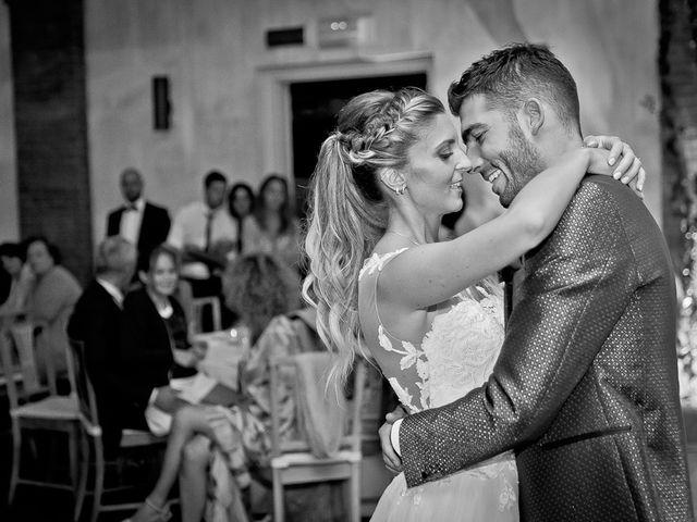 Il matrimonio di Nicolò e Sara a Roccafranca, Brescia 235