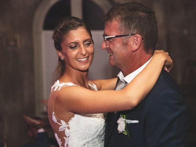 Il matrimonio di Nicolò e Sara a Roccafranca, Brescia 238