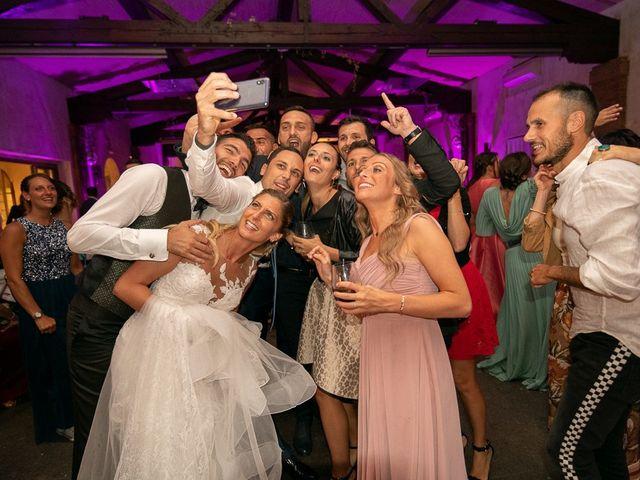 Il matrimonio di Nicolò e Sara a Roccafranca, Brescia 253