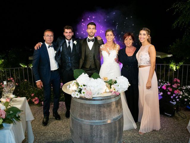 Il matrimonio di Nicolò e Sara a Roccafranca, Brescia 254
