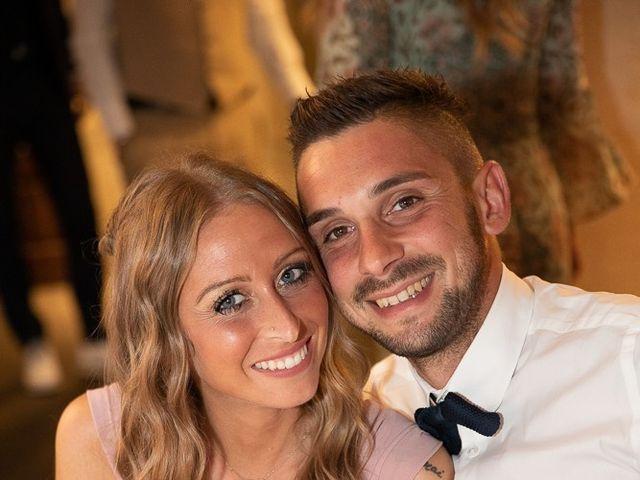 Il matrimonio di Nicolò e Sara a Roccafranca, Brescia 181
