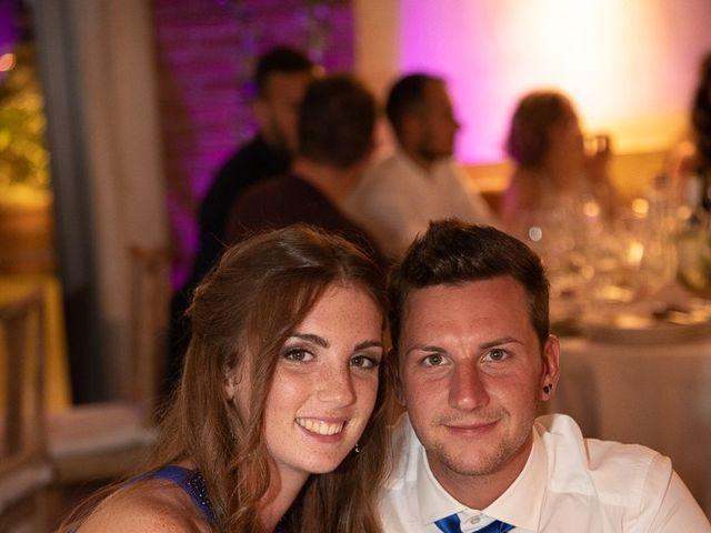 Il matrimonio di Nicolò e Sara a Roccafranca, Brescia 192