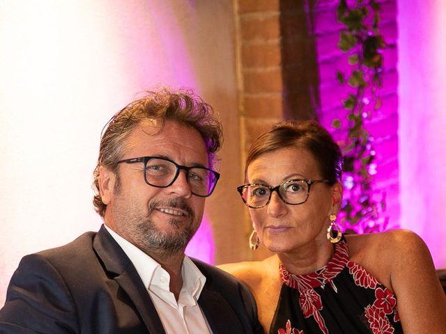 Il matrimonio di Nicolò e Sara a Roccafranca, Brescia 200