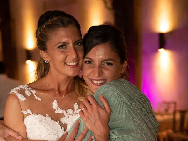 Il matrimonio di Nicolò e Sara a Roccafranca, Brescia 219