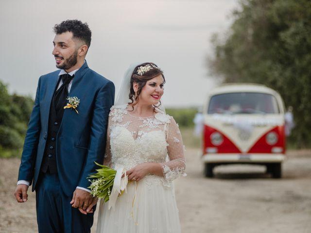 Il matrimonio di Pasquale e Anna a Cellino San Marco, Brindisi 60