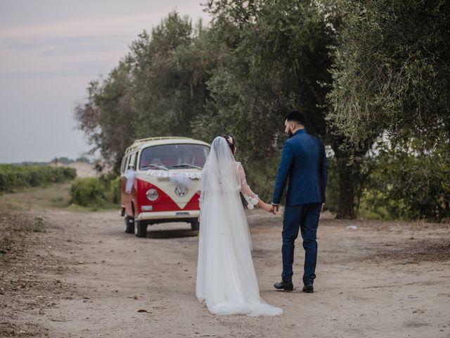 Il matrimonio di Pasquale e Anna a Cellino San Marco, Brindisi 64