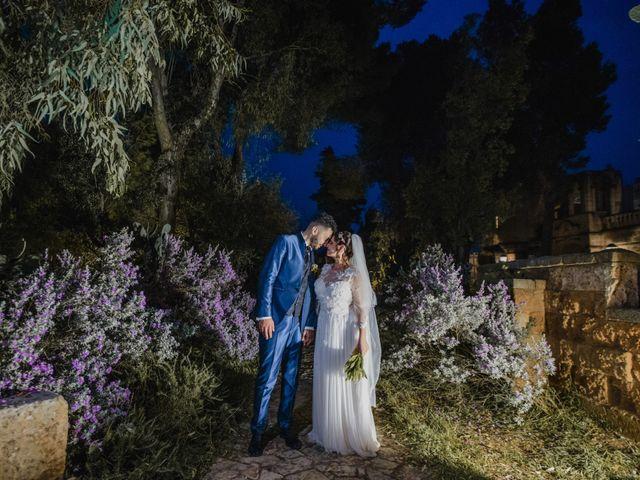 Il matrimonio di Pasquale e Anna a Cellino San Marco, Brindisi 72