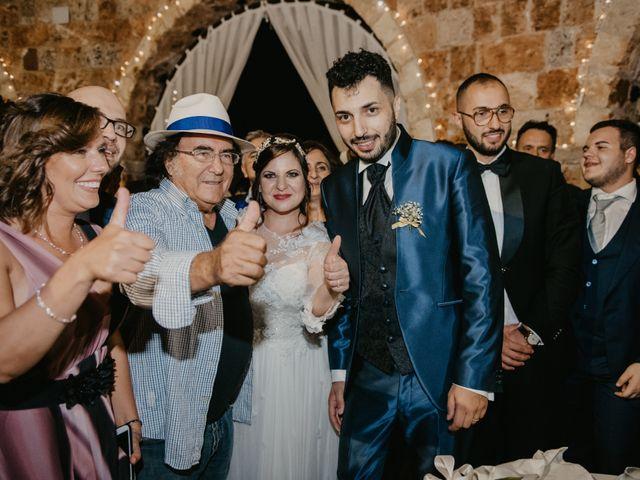 Il matrimonio di Pasquale e Anna a Cellino San Marco, Brindisi 80