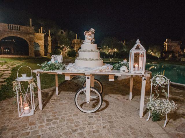 Il matrimonio di Pasquale e Anna a Cellino San Marco, Brindisi 84