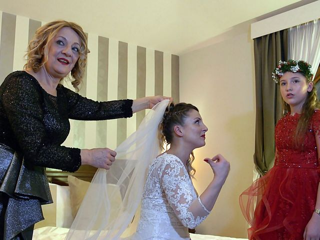 Il matrimonio di Mauro e Carolina a Sutri, Viterbo 4