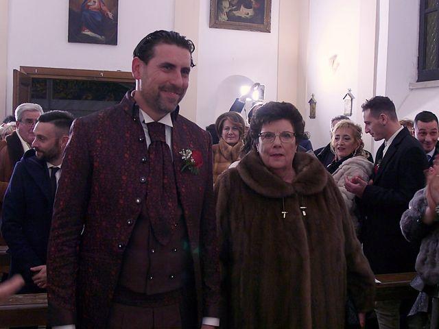 Il matrimonio di Mauro e Carolina a Sutri, Viterbo 6