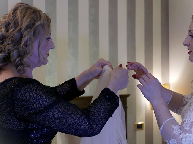 Il matrimonio di Mauro e Carolina a Sutri, Viterbo 7