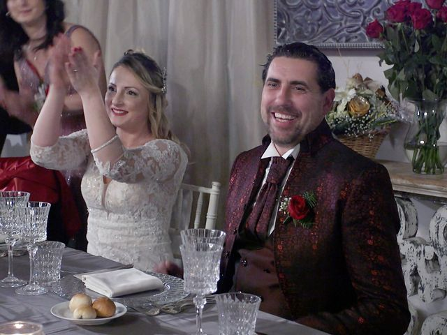 Il matrimonio di Mauro e Carolina a Sutri, Viterbo 17