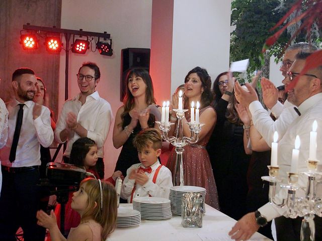 Il matrimonio di Mauro e Carolina a Sutri, Viterbo 21