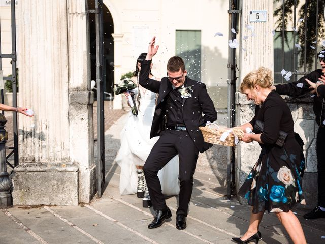 Il matrimonio di Alberto e Erika a Montecchio Maggiore, Vicenza 18