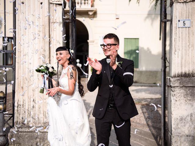 Il matrimonio di Alberto e Erika a Montecchio Maggiore, Vicenza 2
