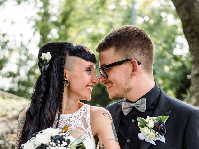 Il matrimonio di Alberto e Erika a Montecchio Maggiore, Vicenza 22