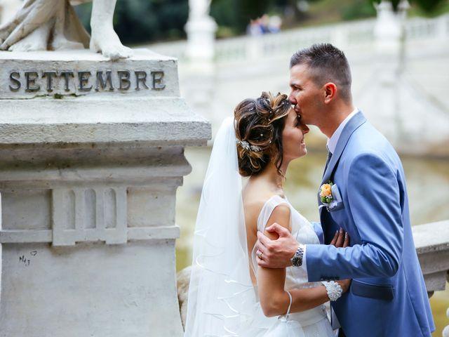 Le nozze di Veronica  e Iulian