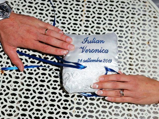Il matrimonio di Iulian e Veronica  a Torino, Torino 15