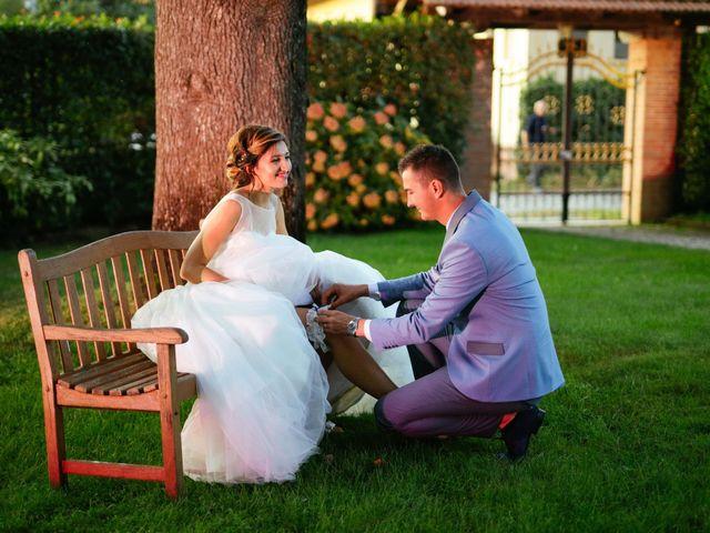 Il matrimonio di Iulian e Veronica  a Torino, Torino 17