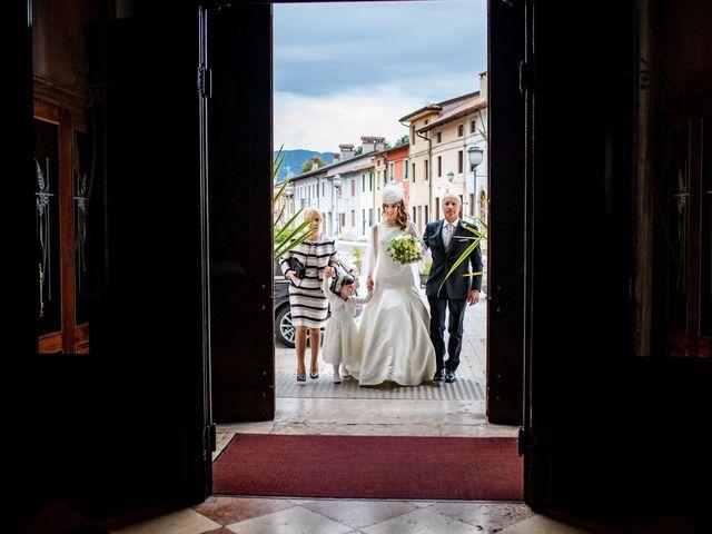 Il matrimonio di Valerio e Marina a Arzignano, Vicenza 8