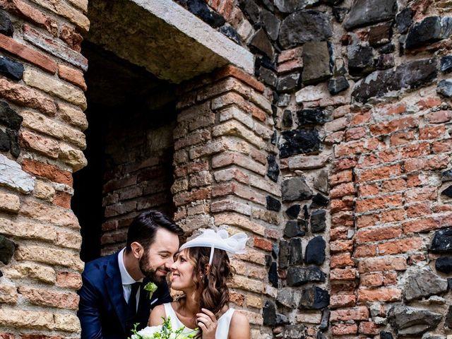Il matrimonio di Valerio e Marina a Arzignano, Vicenza 1